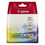 Canon BCI-3e C , M, Y