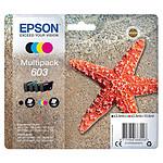 Epson Etoile de mer 603, 4 couleurs