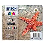 Epson Etoile de mer 603XL 4 couleurs