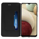 Akashi Etui Folio (noir) - Samsung Galaxy A12