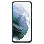 Samsung Coque Silicone Noir - Galaxy S21+