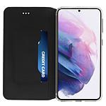 Akashi Etui Folio (noir) - Samsung Galaxy S21+