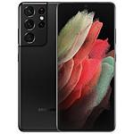 Samsung Galaxy S21 Ultra 5G (Noir) - 256 Go - 12 Go