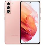 Samsung Galaxy S21 5G (Rose) - 128 Go - 8 Go