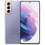 Samsung Galaxy S21 5G (Violet) - 256 Go - 8 Go