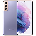 Samsung Galaxy S21+ 5G (Violet) - 128 Go - 8 Go
