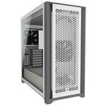 Corsair iCUE 5000D Airflow - Blanc