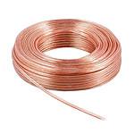 Câble Haut-Parleur 2.5 mm² en cuivre OFC - rouleau de 25 mètres