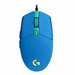 Logitech G203 LightSync - Bleu