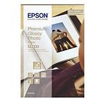 Epson Papier glacé qualité photo Premium 10 x 15 cm