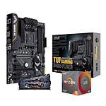 AMD Ryzen 5 3600 - Asus TUF B450 - G.Skill 16 Go 3200 MHz