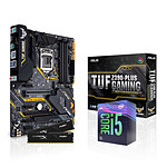 Intel Core i5 9400F - Asus Z390 - RAM 16Go 3200Mhz