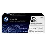 HP Dual Pack 12A Q2612AD