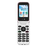 DORO 7030 (Rouge/Blanc) - 4G