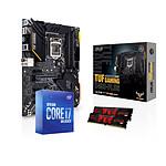 Intel i7 10700K - Asus Z490 - RAM 16Go 3200Mhz