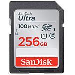 SanDisk Ultra SDXC UHS-I U1 256 Go (SDSDUNR-256G-GN3IN)