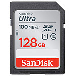 SanDisk Ultra SDXC UHS-I U1 128 Go (SDSDUNR-128G-GN3IN)