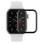 Belkin Protection d'écran SCREENFORCE™ TrueClear Curve pour Apple Watch Series 6 / SE / Series 5 / Series 4 (44 mm)