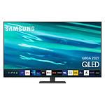 Samsung QE65Q80 A - TV QLED 4K UHD HDR - 163 cm