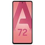 Samsung Galaxy A72 4G (Blanc) - 128 Go