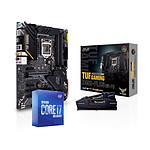 Intel i7 10700K - Asus Z490 - RAM 16Go 3600Mhz