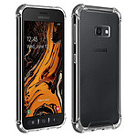 Akashi Coque angles renforcés (transparent) - Samsung Galaxy XCOVER 5