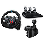 Logitech G29 Driving Force + Shifter pour G29 & G920