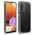 Akashi Coque angles renforcés (transparent) - Samsung Galaxy A32 4G