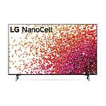 LG 43NANO756 - TV 4K UHD HDR - 109 cm