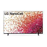LG 65NANO756 - TV 4K UHD HDR - 164 cm