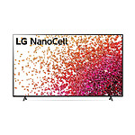LG 86NANO756 - TV 4K UHD HDR - 217 cm