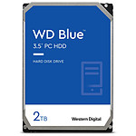 Western Digital WD Blue - 2 To - 64 Mo