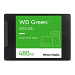 Western Digital WD Green - 480 Go