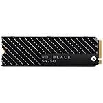 WD_Black SN750 EK - 500 Go