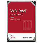 Western Digital WD Red - 4 x 2 To (4 To) - 256 Mo