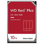 Western Digital WD Red Plus - 10 To - 256 Mo