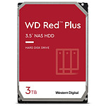 Western Digital WD Red Plus - 4 x 3 To (12 To) - 64 Mo