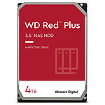 Western Digital WD Red Plus - 4 To - 128 Mo