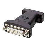 Belkin Adaptateur DVI-I (Femelle) vers VGA (Mâle)