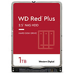 Western Digital WD Red Plus Mobile - 1 To - 16 Mo