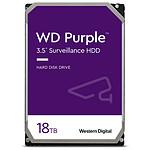 Western Digital WD Purple - 18 To - 512 Mo