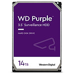 Western Digital WD Purple - 14 To - 512 Mo