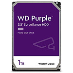 Western Digital WD Purple - 1 To - 64 Mo