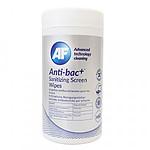 AF Anti-Bac+ Sanitizing Screen Wipes