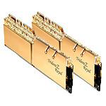 G.Skill Trident Z Royal Gold RGB - 2 x 16 Go (32 Go) - DDR4 4000 MHz - CL16