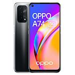 OPPO A74 5G (Noir Twilight) - 128 Go - 6 Go