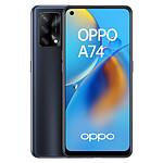 OPPO A74 4G (Noir Prisme) - 128 Go - 6 Go