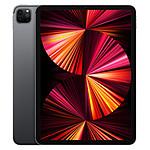 Apple iPad Pro 2021 11 pouces Wi-Fi + Cellular 5G - 256 Go - Gris sidéral