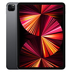 Apple iPad Pro 2021 11 pouces Wi-Fi + Cellular 5G - 512 Go - Gris sidéral
