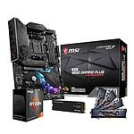 AMD Ryzen 7 5800X - MSI B550 - G.Skill DRAM 32Go - WD_BLACK SSD 1To